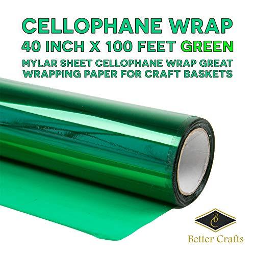 (Cellophane Wrap 40