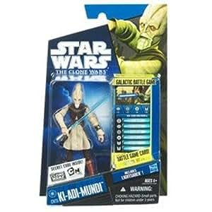 Hasbro Star Wars Figuras Clone wars Ki-Aid Mundi - Figura de La Guerra de las Galaxias