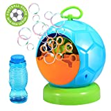 Best Marvel Guns For Kids - [Upgraded] Bubble Machine for Kids Geekper Automatic Durable Review