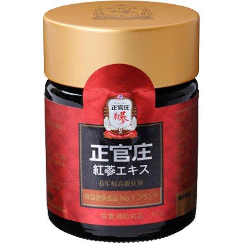 正官庄 紅蔘エキス 100g B0087JANNU