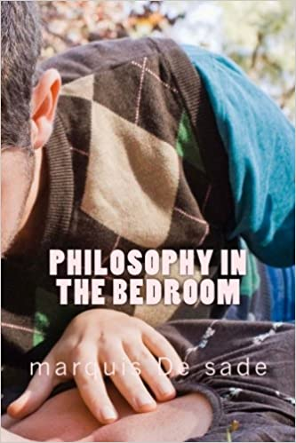 Philosophy in the bedroom Amazoncouk marquis De sade