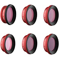 Rucan UV CPL ND4/8/16/32 Lens Filters For DJI MAVIC AIR Professional Edition