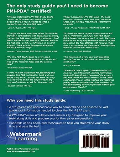 PMI-PBA Certification Study Guide: Elizabeth Larson, Andrea ...