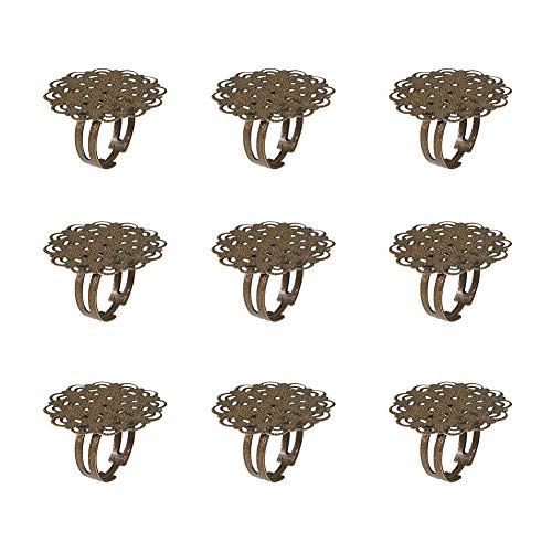 Ring blanks nickel free