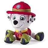 "Paw Patrol, Jungle Rescue, 8"" Plush, Marshall"