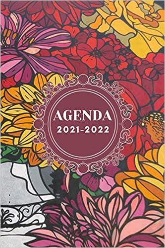 Amazon.com: AGENDA 2021 2022: Pianificazione mensile a 2 anni