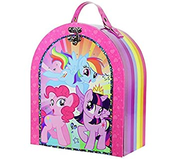 Brand New My Little Pony Cutie Beauty Make-Up Case Playset Christmas Gift: Amazon.co.uk: Toys & Games