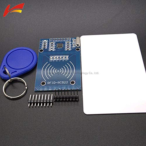 Xucus MFRC-522 RC-522 RC522 Antenna RFID IC Wireless Module SPI Writer Reader IC Card Sensor Kits Proximity Key Chain