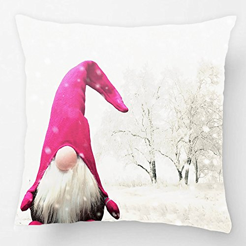 ALEX Throw Pillow Case Decorative Cushion Cover Cotton Polyester Sofa Chair Seat Square Pillowcase Design With