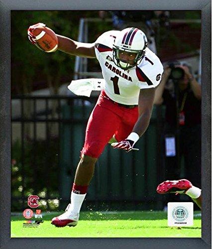 Alshon Jeffery South Carolina Gamecocks NCAA Action Photo (Size: 12