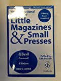 International Directory of Little Magazine and Small Presses, , 0916685691