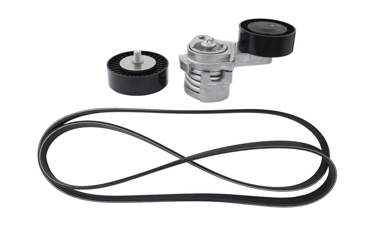 NewYall Drive Belt Tensioner Pulley Kit