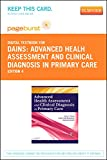 img - for Advanced Healh Assessment and Clinical Diagnosis in Primary Care - Elsevier eBook on VitalSource (Retail Access Card) book / textbook / text book