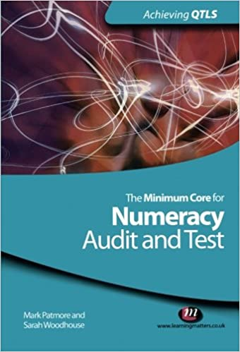 The Minimum Core for Numeracy: Audit and Test Achieving QTLS Series ...