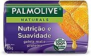 Sabonete em Barra Palmolive Naturals Nutrição & Suavidade
