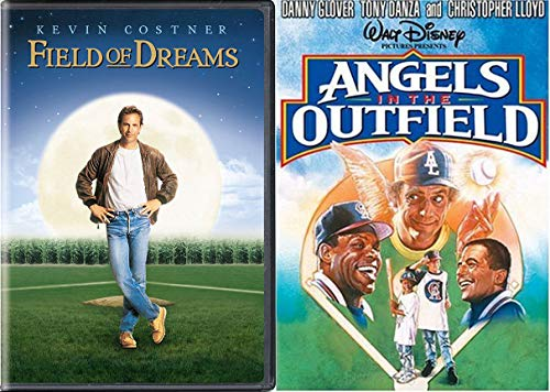 Dreamers Baseball Pack Angels in the Outfield & Infield + Field of Dreams Triple Sports Feature