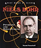 img - for Niels Bohr: Physicist and Humanitarian (Great Minds of Science) book / textbook / text book