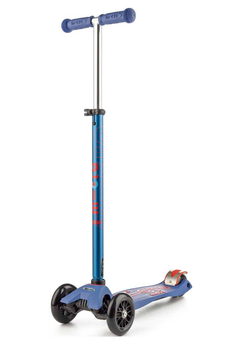 Micro Maxi Deluxe Kick Scooters (Blue)