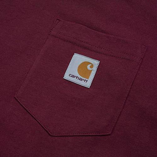 shirt Pocket T I022091221 Bordeaux Carhartt gqPEOdpW