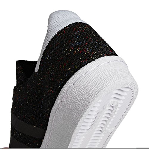 Adidas Superstar 80s Primeknit Mens Sneakers Svart