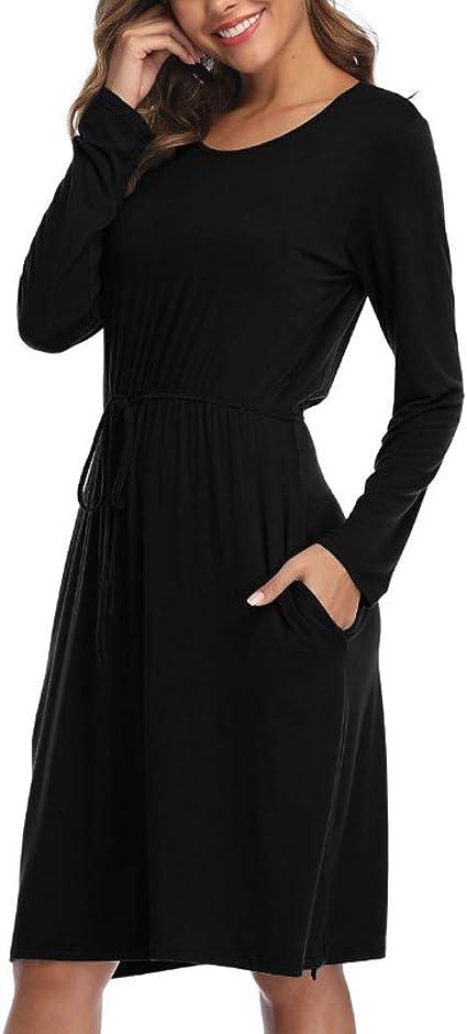 Sloater Vestido de Mujer para el Tiempo Libre, Estilo Informal ...
