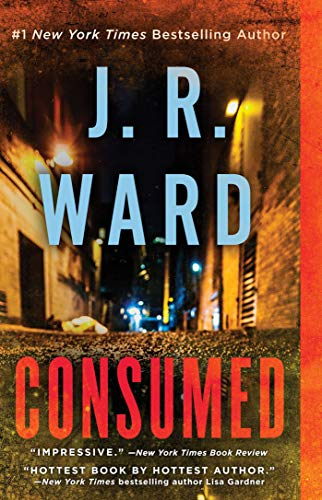 Consumed Firefighters Book J R Ward ebook