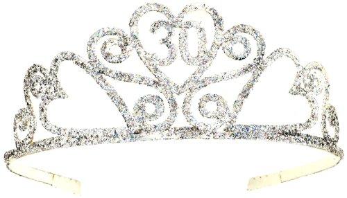 Forum Novelties Birthday Glitter Tiara
