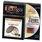 Flipper Coin Pro Elastic System One Dollar DVD wGimmickD0088 by Tango