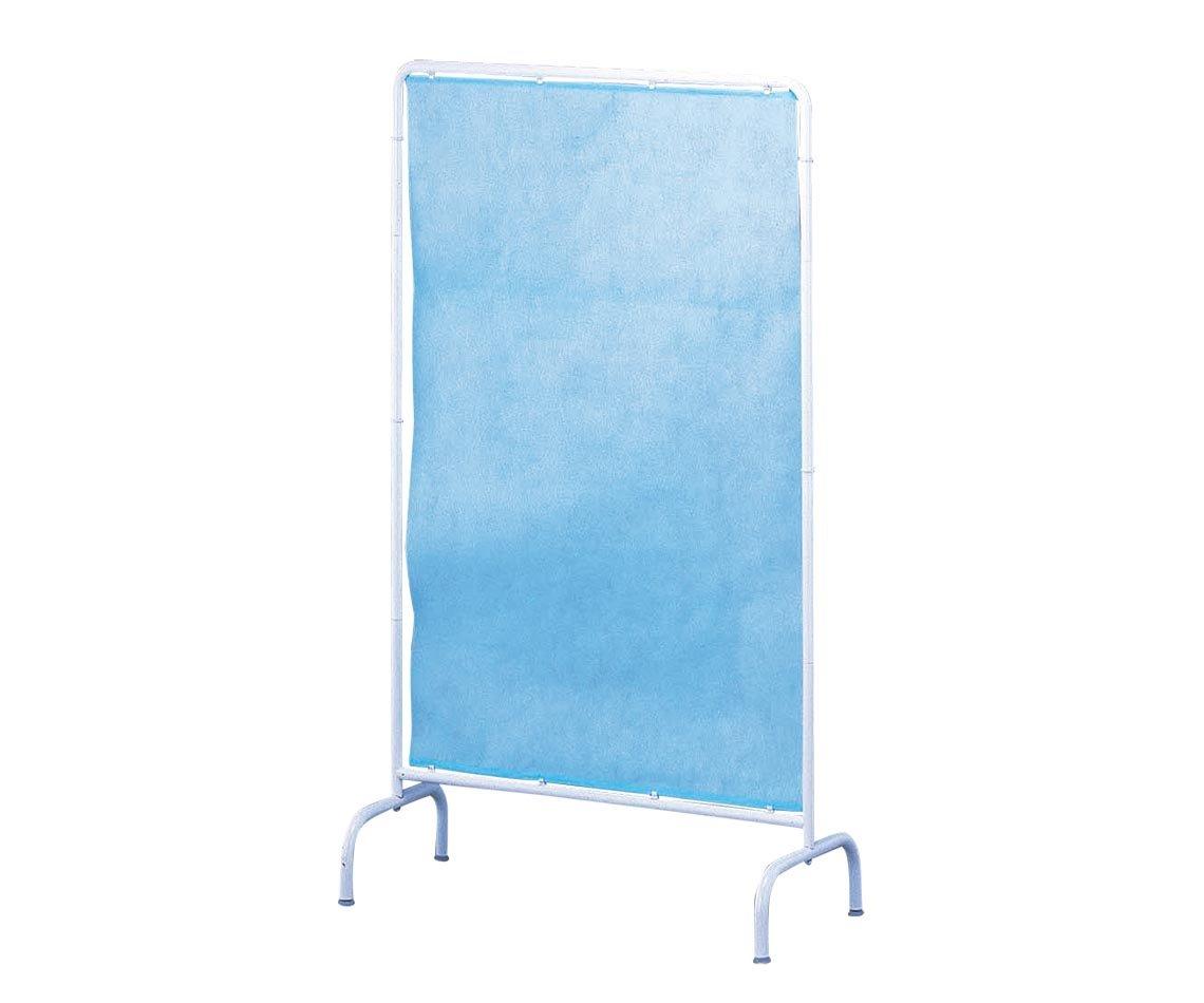 リラックススクリーン B010NRGH3S EX-1800(ブルー)/ 8-8958-04 高さ1800mm ブルー 8-8958-04 ブルー B010NRGH3S, 布地のお店 ソールパーノ:168d0c7a --- 6530c.xyz