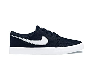 best selling meet outlet boutique Men's Nike SB Solarsoft Portmore II Canvas Premium Skateboarding Shoe