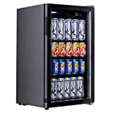 MyEasyShopping Glass W Door Refrigerator Merchandiser Air Beverage Reach New Doors Commercial Warranty Cooler Led Sliding Top Mounted