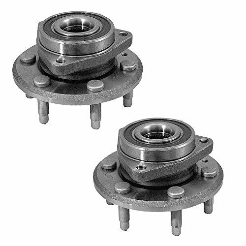 HU513277 x2 New Front Set Wheel Bearing Hub Assembly