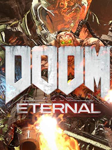 Amazon com: Doom Eternal The Story eBook: Mathew Masters