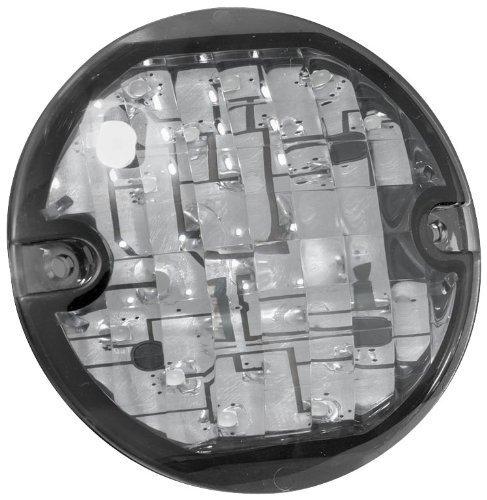 Kuryakyn 5441 Front Turn Signal LED Light with Smoke Lens by Kuryakyn