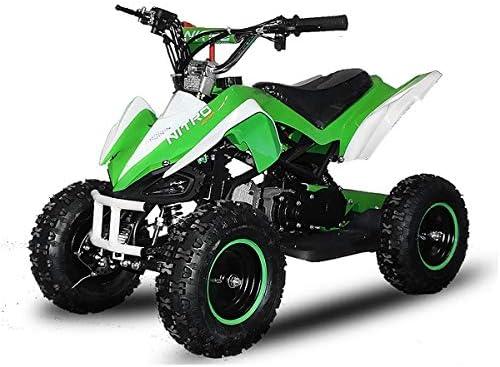 Motorbimbo Nitro Motors MIni Quad 50 Python 6 Verde