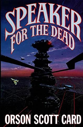 book cover of Speaker for the Dead