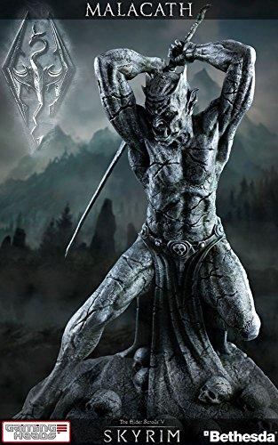 Gaming-Heads-The-Elder-Scrolls-Shrine-0f-Malacath-Statue