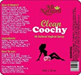 "All Natural ""On The Go"" Feminine Spray 4 Ounce"
