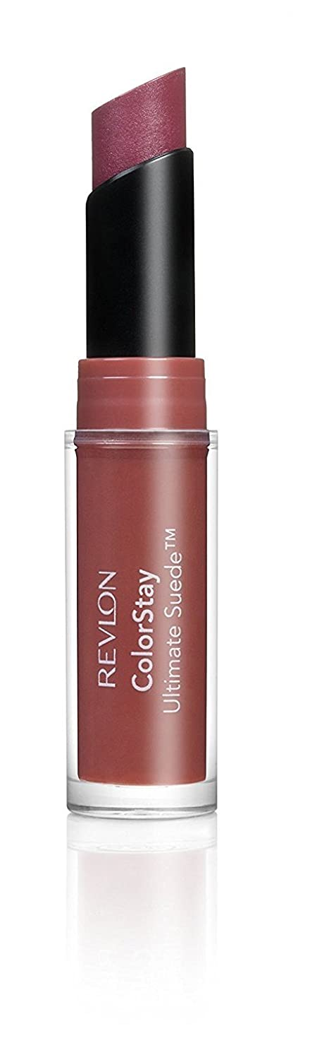 Revlon Colorstay Ultimate Suede Lipstick, Preview + FREE LA Cross 71817 Tweezer