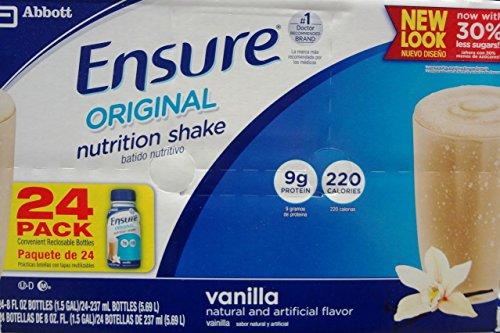 Ensure Original Nutrition Shake Vanilla product image