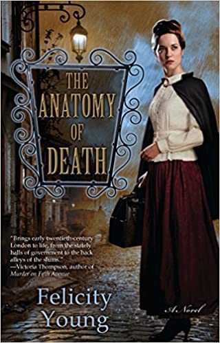 Amazon.com: The Anatomy of Death (9780425247297): Felicity Young: Books