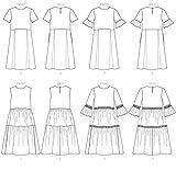 McCall's Patterns McCall's Women's Knee Length