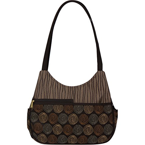 Bronze Fabric Handbags (Danny K. Women's Tapestry Bag Shoulder Handbag, Mona Purse Handmade in the USA (Getty/Gravity))