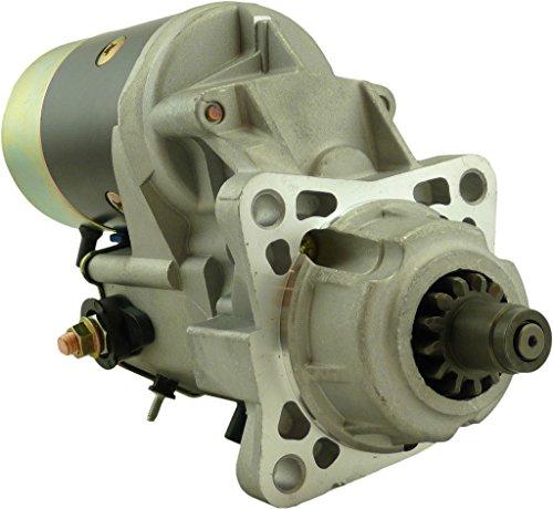 NEW Starter for DODGE 1994-2002 RAM 2500 3500 5.9L Diesel Engine 1 Year Warranty