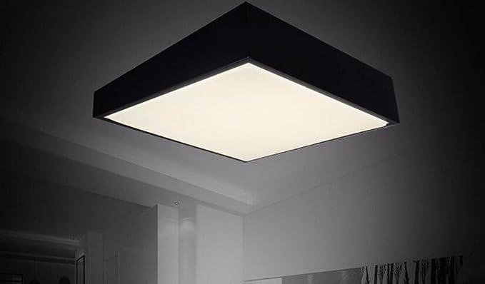 Plafoniera Quadrata Led Soffitto : Plafoniera xiangxin led camera da letto soggiorno lampada