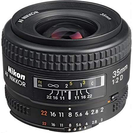 Review Nikon AF FX NIKKOR