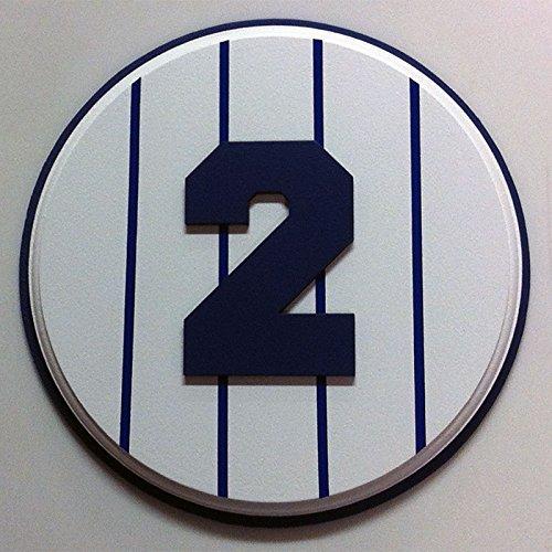 yankee retired numbers - 7