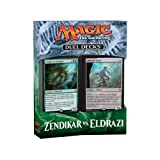 Magic the Gathering CCG (MTG): Duel Decks Zendikar Vs. Eldrazi