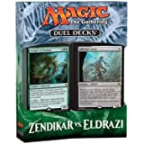 Magic The Gathering Zendikar VS Eldrazi Duel du pont