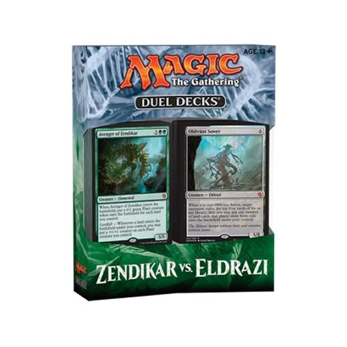 MTG Magic the Gathering - Duel Decks: Zendikar vs. Eldrazi by Magic: the Gathering